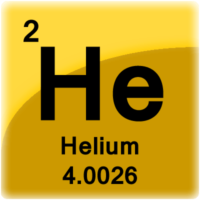 Helium Facts Atomic Number 2 Or He