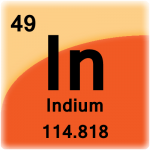 Element cell for Indium