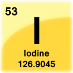 Element cell for Iodine