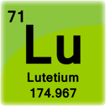 Element cell for Lutetium