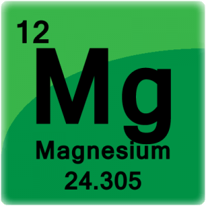 Element cell for Magnesium