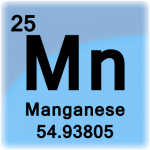 Element cell for Manganese