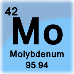 Element cell for Molybdenum