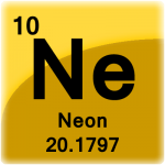 Element cell for Neon