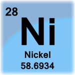 Element cell for Nickel