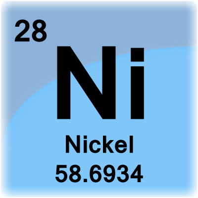 nickel element cell science notes and projects