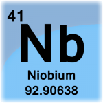 Element cell for Niobium