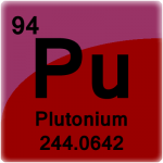 Element cell for Plutonium