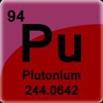 Element cell for Plutonium