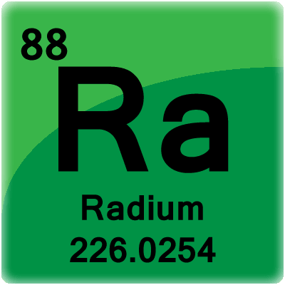 Radium Element Cell - Science Notes and Projects