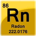 Element cell for Radon