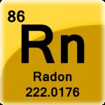 Element cell for Radon