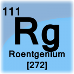 Element cell for Roentgenium