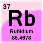 Element cell for Rubidium