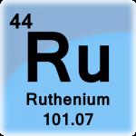 Element cell for Ruthenium