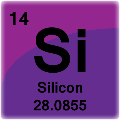 Silicon Element Cell - Science Notes and Projects