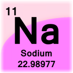 Element cell for Sodium