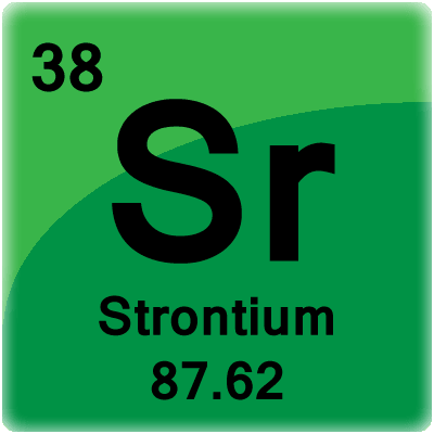 Strontium Element Cell - Science Notes and Projects