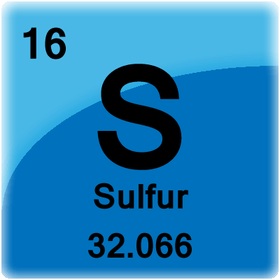 Sulfur Facts on Carbon From Periodic Table