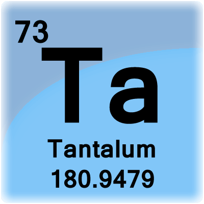 Tantalum Element Cell - Science Notes and Projects