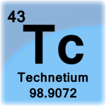 Element cell for Technetium