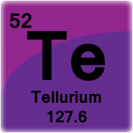 Element cell for Tellurium