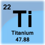 Element cell for Titanium