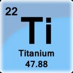 Element cell for Titanium