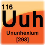 Element cell for Ununhexium