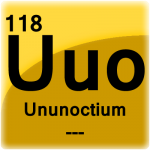 Element cell for Ununoctium