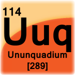 Element cell for Ununquadium