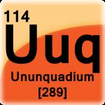 Element cell for Ununquadium