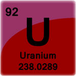 Element cell for Uranium