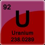 Element cell for Uranium