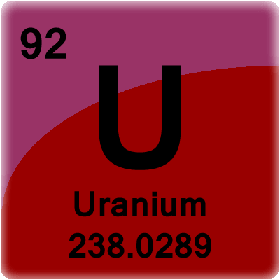 Uranium Element Cell - Science Notes and Projects