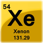 Element cell for Xenon