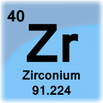 Element cell for Zirconium