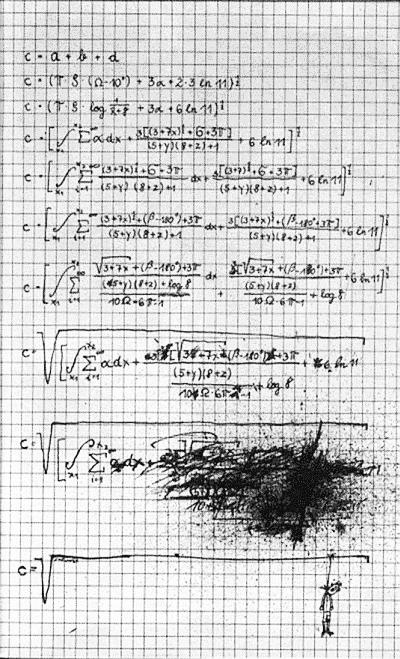 Hard Math