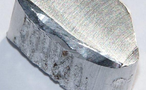 Aluminium Chunk