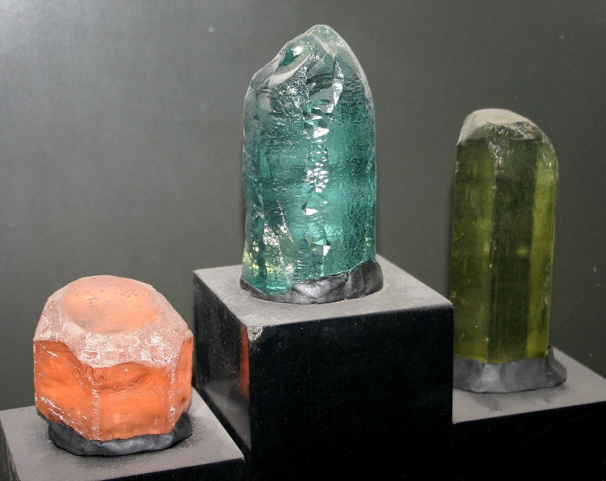 The Chemistry Of Gemstone Colours: Beryllium Facts
