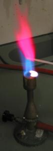 Lithium Flame Test