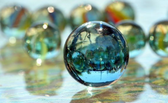 Glass Marble (John Morgan)