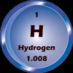 001 - Hydrogen Button