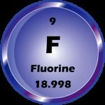 009 - Fluorine Button