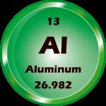 013 - Aluminum Button