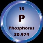 015 - Phosphorus Button