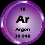 018 - Argon Button