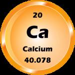 020 - Calcium Button
