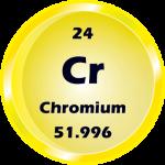 024 - Chromium Button