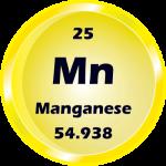 025 - Manganese Button